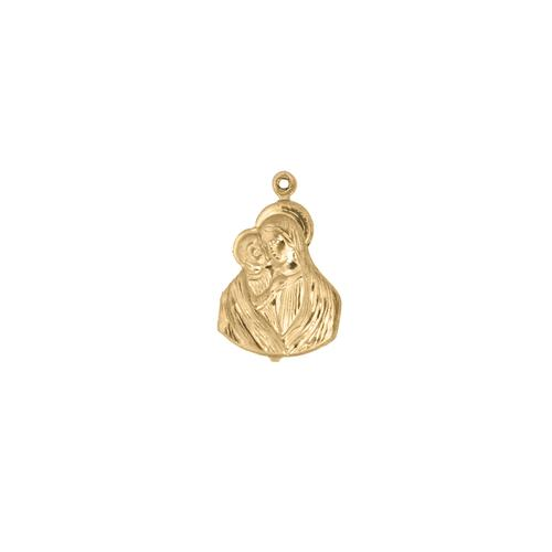 Religious Charm - Item # SG2248R - Salvadore Tool & Findings, Inc.