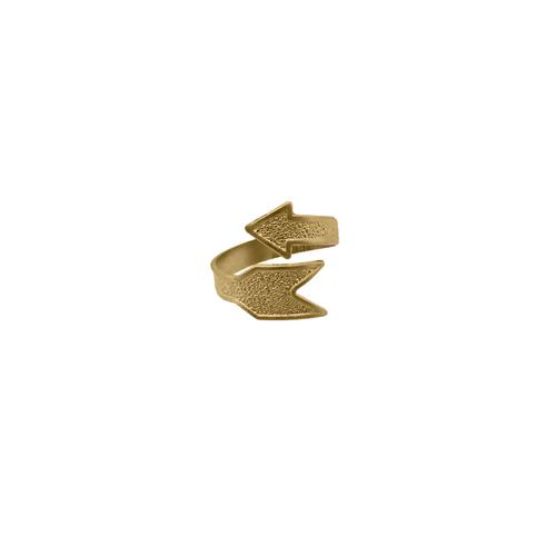 Arrow Ring - Item # SG3124 - Salvadore Tool & Findings, Inc.