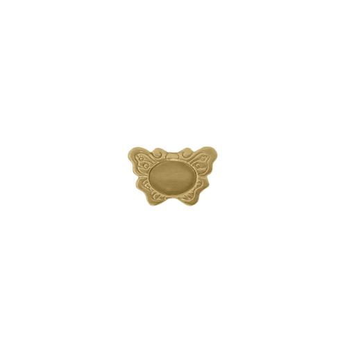 Butterfly w/setting - Item # SG3915 - Salvadore Tool & Findings, Inc.