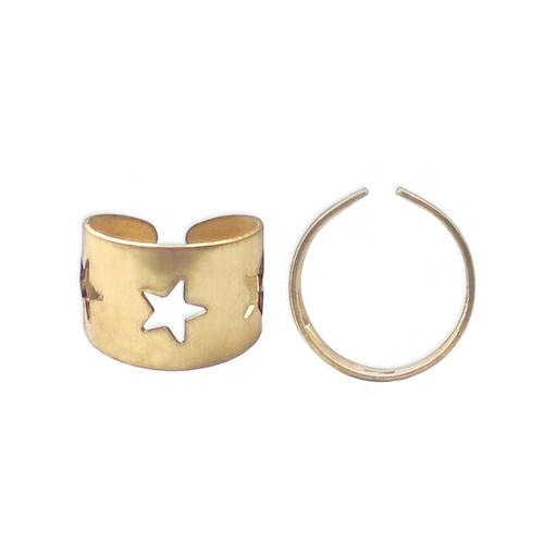 Star Ring - Item # S6260 - Salvadore Tool & Findings, Inc.