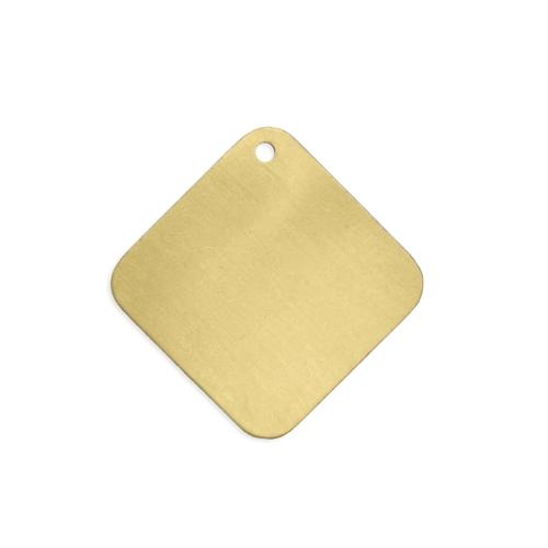 Blank Tag - Item # S8627 - Salvadore Tool & Findings, Inc.