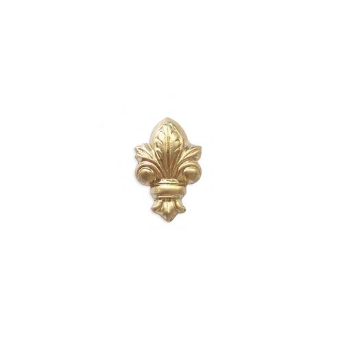 Fleur De Lis - Item # S9582 - Salvadore Tool & Findings, Inc.