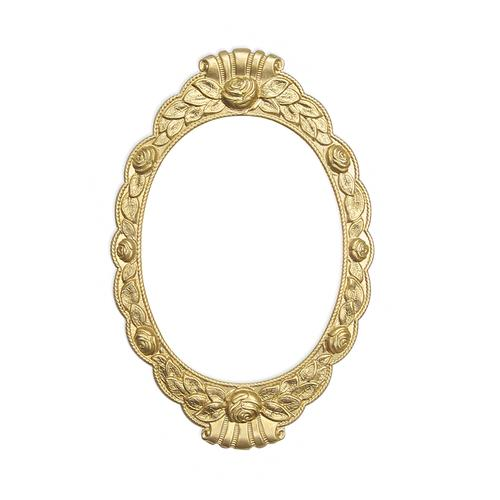 Floral Frame - Item # S9584 - Salvadore Tool & Findings, Inc.
