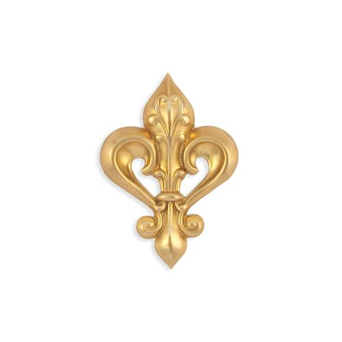 Fleur De Lis - Item # F1015 - Salvadore Tool & Findings, Inc.