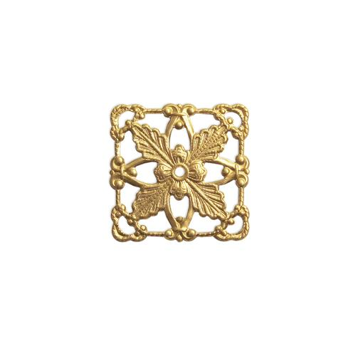Filigree - Item # F7385-1 - Salvadore Tool & Findings, Inc.