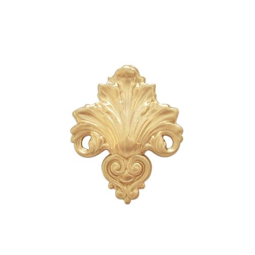 Fleur De Lis - Item # FA14250 - Salvadore Tool & Findings, Inc.