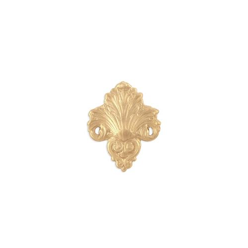 Fleur De Lis - Item # FA14251 - Salvadore Tool & Findings, Inc.