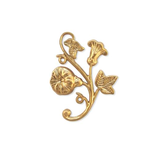 Floral Vine - Item # FA14272 - Salvadore Tool & Findings, Inc.