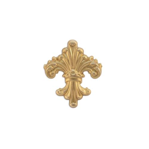 Fleur De Lis - Item # FA1727 - Salvadore Tool & Findings, Inc.