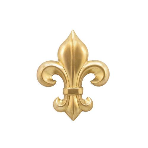 Fleur De Lis - Item # FA1745 - Salvadore Tool & Findings, Inc.