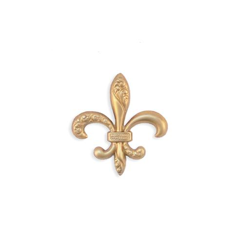 Fleur De Lis - Item # FA600-C - Salvadore Tool & Findings, Inc.
