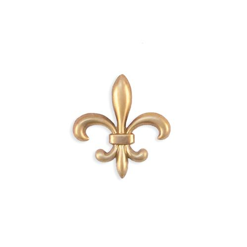 Fleur De Lis - Item # FA600 - Salvadore Tool & Findings, Inc.