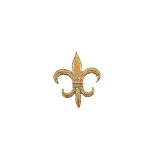 Fleur De Lis - Item # S2633 - Salvadore Tool & Findings, Inc.