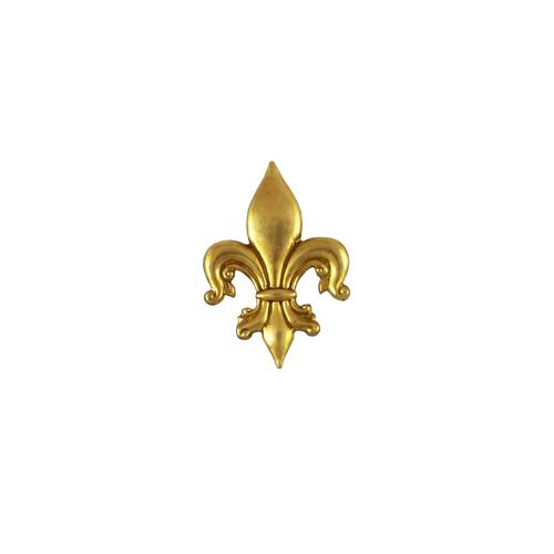 Fleur De Lis - Item # S2635 - Salvadore Tool & Findings, Inc.