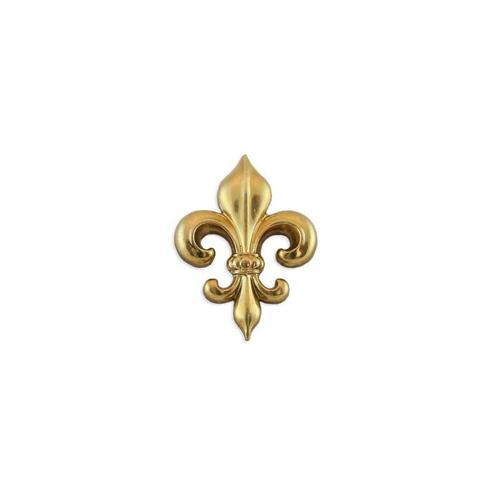 Fleur De Lis - Item # S2636 - Salvadore Tool & Findings, Inc.
