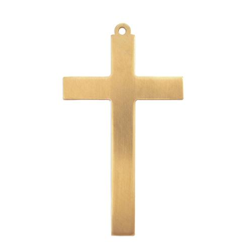 Cross w/ring - Item # S3374 - Salvadore Tool & Findings, Inc.