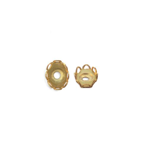Bezel w/ hole - Item # S4096 - Salvadore Tool & Findings, Inc.