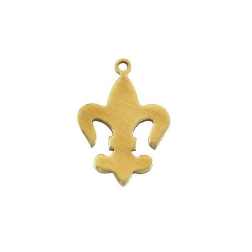 Fleur De Lis - Item # S470 - Salvadore Tool & Findings, Inc.