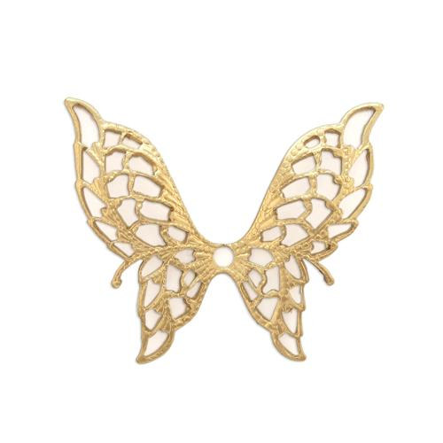 Filigree Butterfly - Item # S9055 - Salvadore Tool & Findings, Inc.