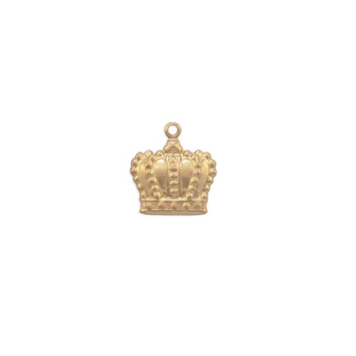 Crown w/ ring - Item # S9175 - Salvadore Tool & Findings, Inc.