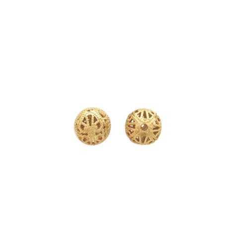 Filigree Bead - Item # S9367 - Salvadore Tool & Findings, Inc.