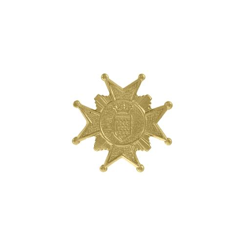Shield/Crest - Item # SG1112 - Salvadore Tool & Findings, Inc.