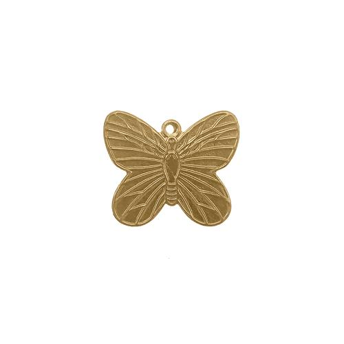 Butterfly w/ring - Item # SG1764R - Salvadore Tool & Findings, Inc.