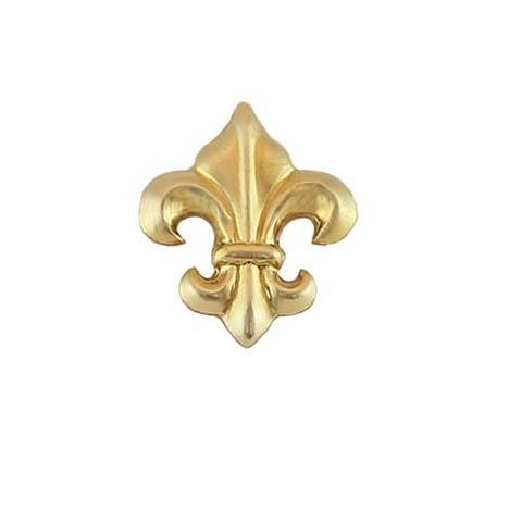 Fleur De Lis - Item # SG5213 - Salvadore Tool & Findings, Inc.
