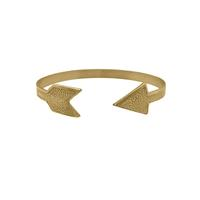 Arrow Cuff Bracelet - Item # SG3126 - Salvadore Tool & Findings, Inc.