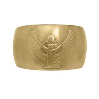 Egyptian Cuff Bracelet - Item # SG3280 - Salvadore Tool & Findings, Inc.