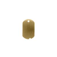 Blank Tag - Item # SG3768H - Salvadore Tool & Findings, Inc.