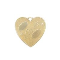 Heart - Item # S5776 - Salvadore Tool & Findings, Inc.