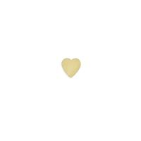 Heart - Item # S5884 - Salvadore Tool & Findings, Inc.