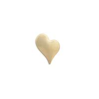 Blank Heart - Item # S6146 - Salvadore Tool & Findings, Inc.
