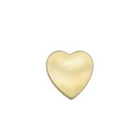 Blank Heart - Item # S6480 - Salvadore Tool & Findings, Inc.