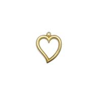 Heart - Item # S6726 - Salvadore Tool & Findings, Inc.