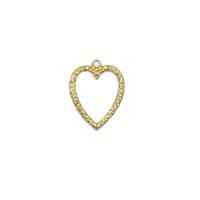 Heart - Item # S6727 - Salvadore Tool & Findings, Inc.