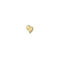 Heart Charm - Item # S6982 - Salvadore Tool & Findings, Inc.