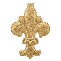 Fleur De Lis - Item F3822 - Salvadore Tool & Findings, Inc.