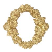 Floral Wreath/Frame - Item # FA3163 - Salvadore Tool & Findings, Inc.