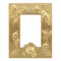 Floral Frame - Item # FA6189 - Salvadore Tool & Findings, Inc.