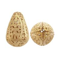 Filigree Bead - Item # S9252 - Salvadore Tool & Findings, Inc.